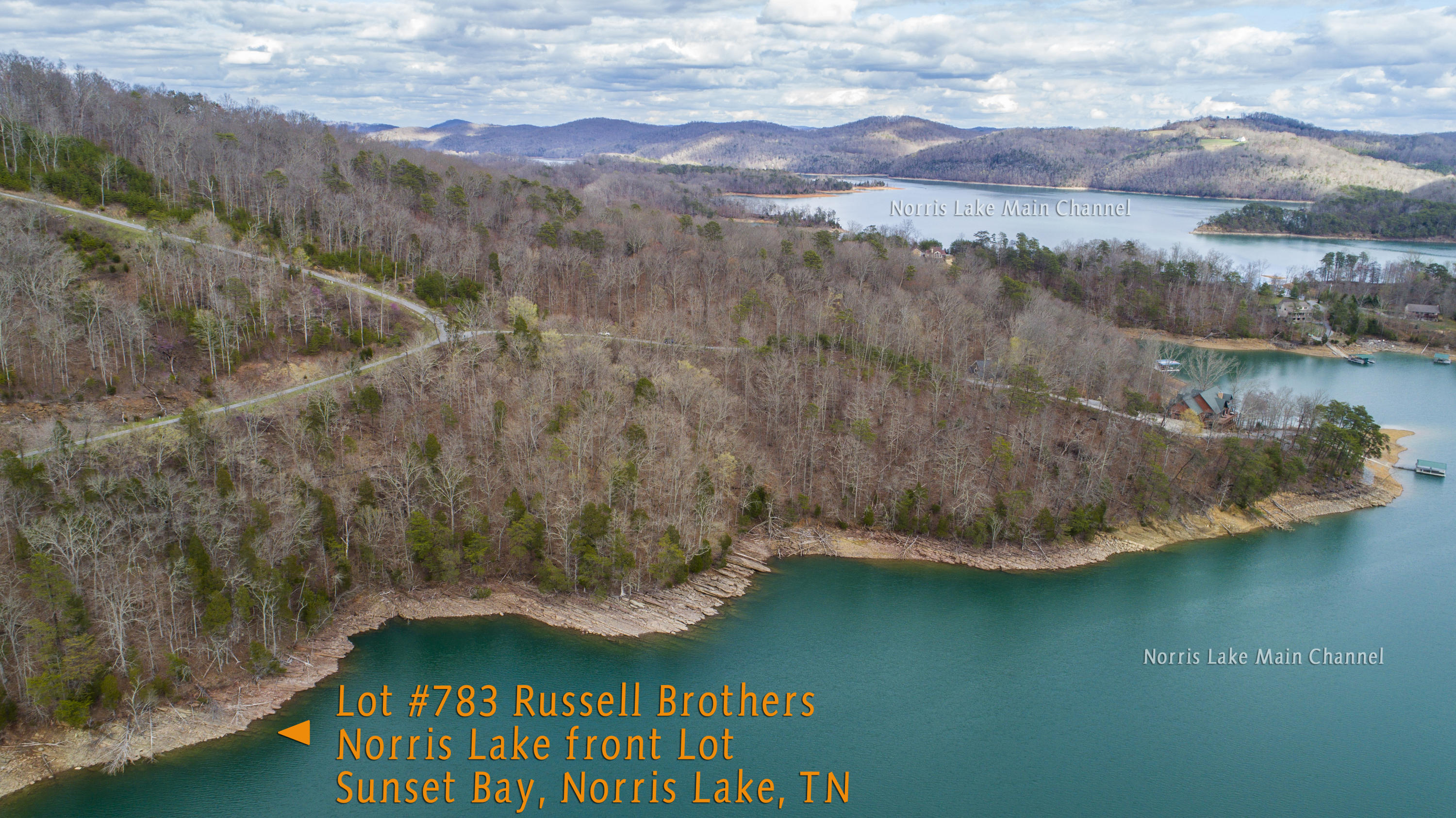 Lot 783 Russell Brothers Rd:
