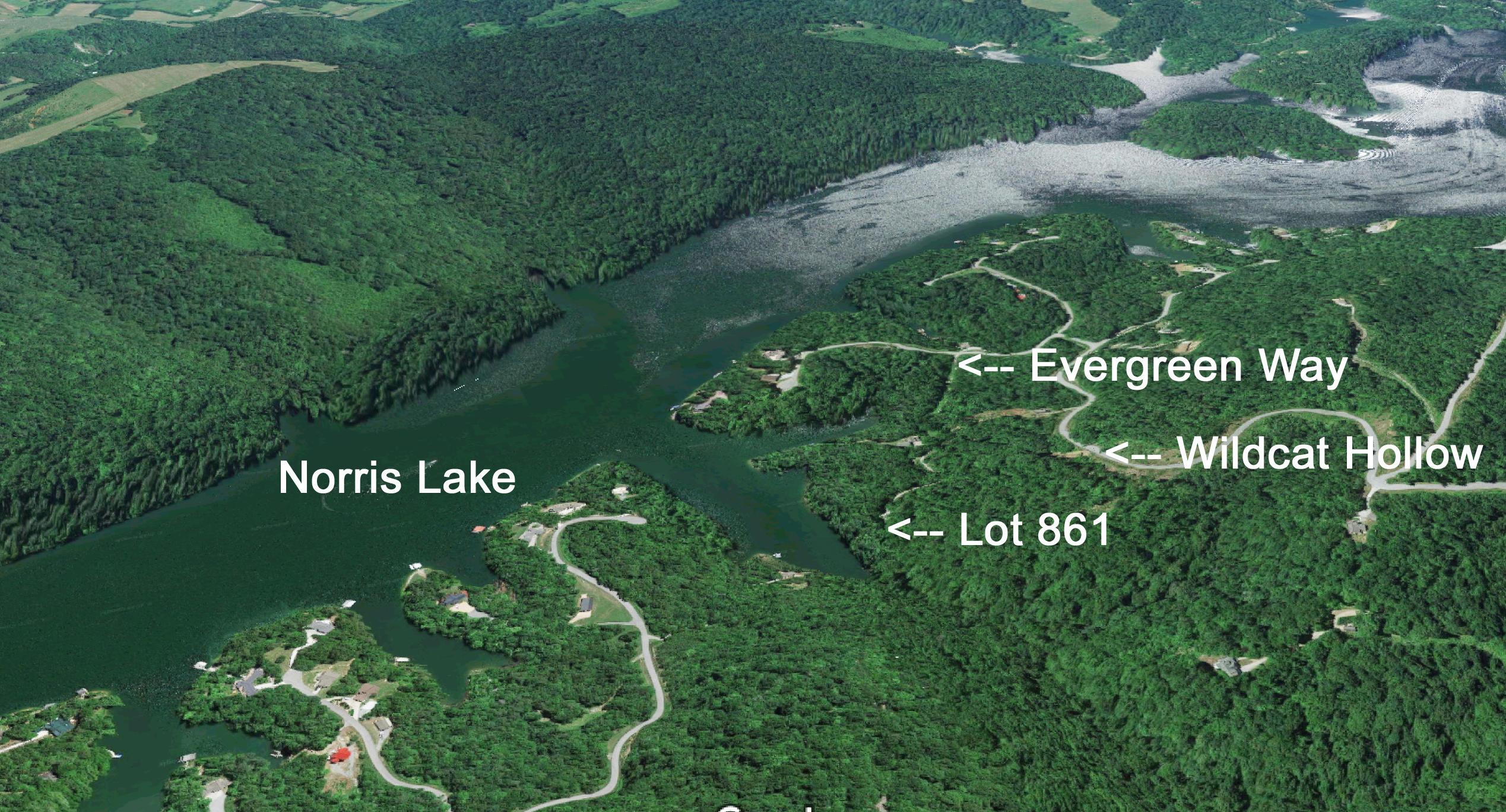 Lot 861 Evergreen Way: