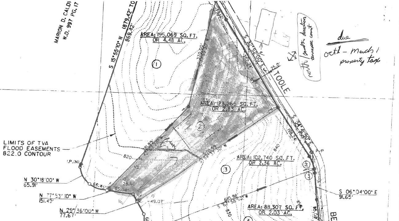3103 Tooles Bend Rd:
