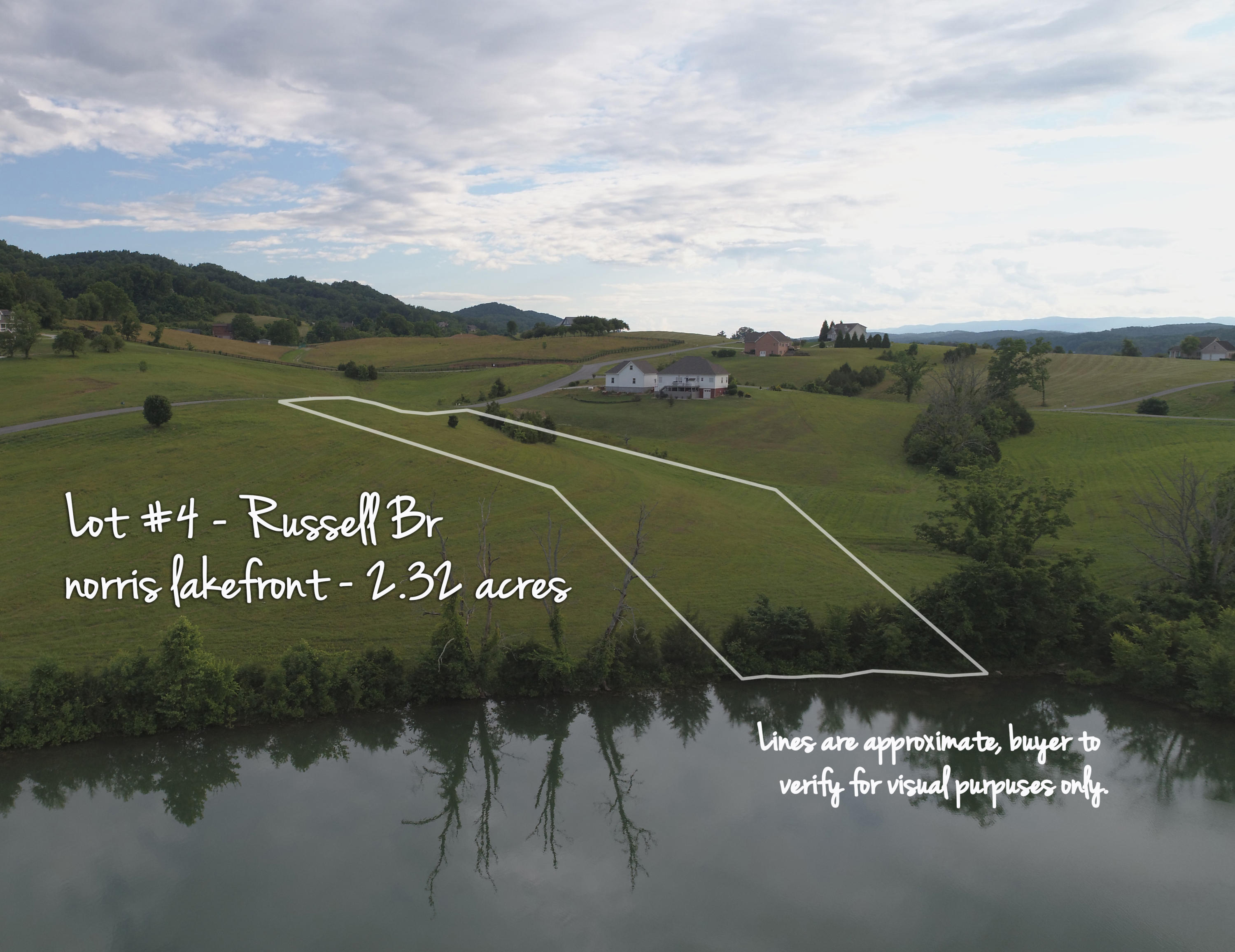 Lot 4 Russell Brothers Rd:
