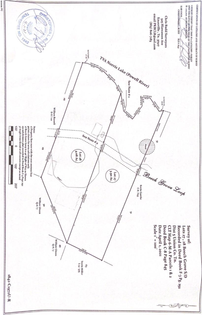 Lot 28 Beech Grove Loop: