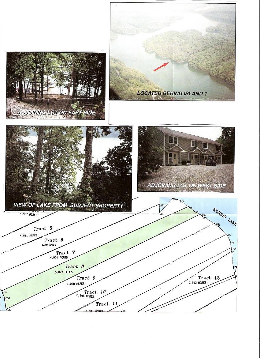 Lot 8 Parsons Shores: