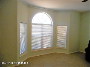 formal area windows