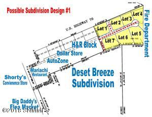 Possible Subdivision Design #1