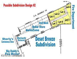 Possible Subdivision Design #2