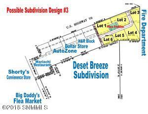 Possible Subdivision Design #3