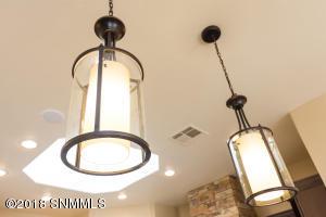 Upgraded Lighting Fixtures