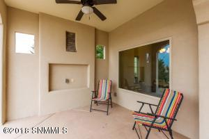 34-Rear Patio2 Sitting Area-2244 Sedona