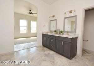 22BR1 BA2 Vanities with Mirrors - 10290
