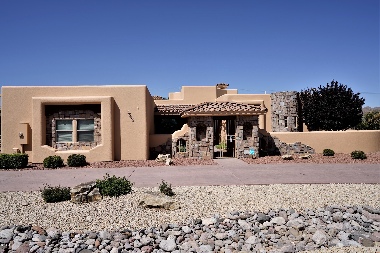 5545 Redfox Road, Las Cruces, New Mexico