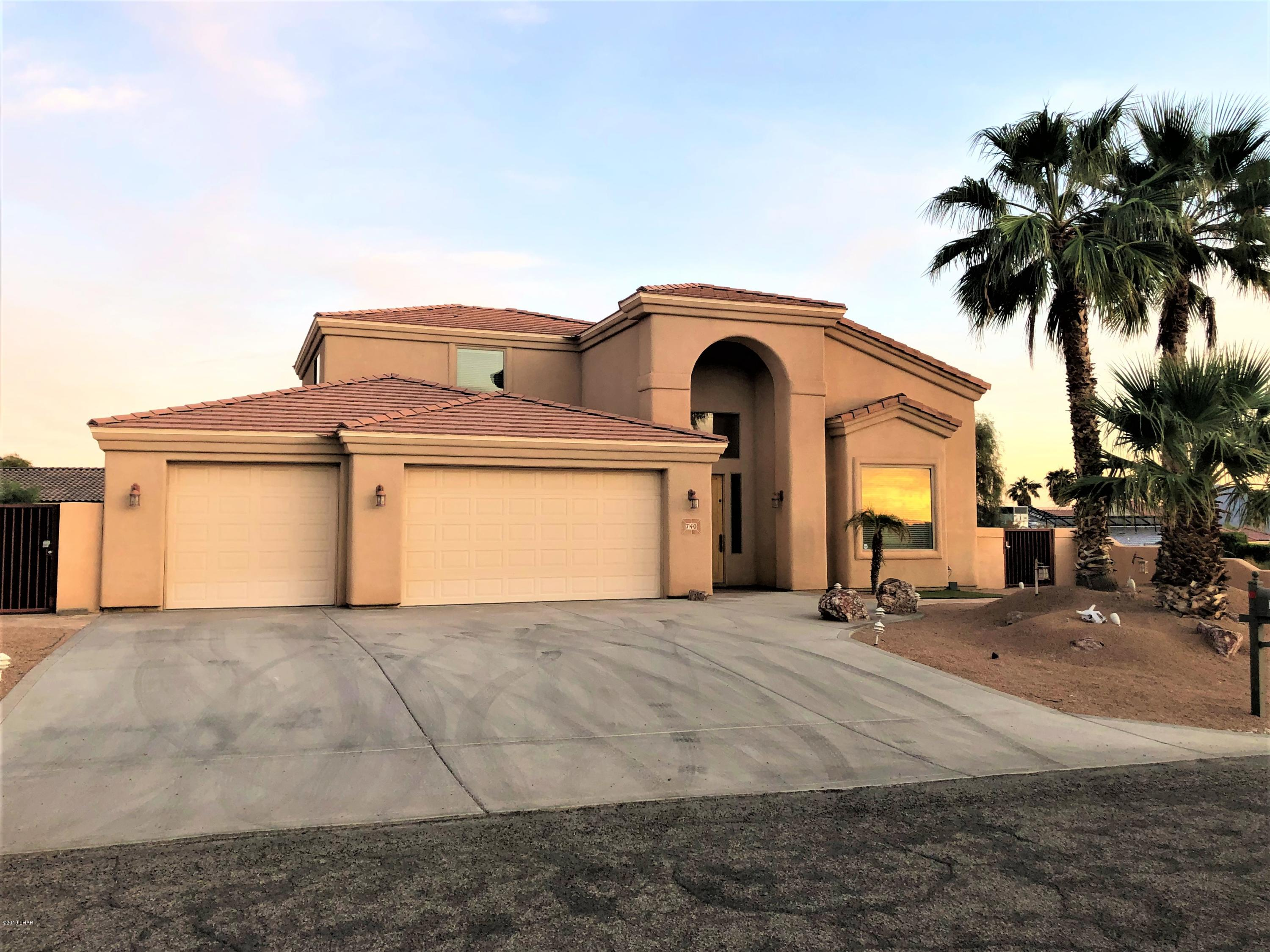Photo of 740 Paseo Granada, Lake Havasu City, AZ 86406