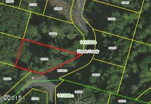 900 BLK Elk Mountain Road Lot 31, Yachats, OR 97498 - Aerial Mapped View