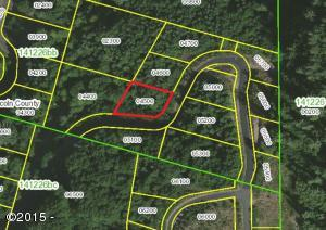 900 BLK Horizon Hill Road Lot 35, Yachats, OR 97498 - Aerial Mapped view