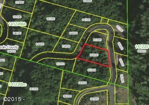 900 BLK Horizon Hill Road Lot 39, Yachats, OR 97498 - Aerial Mapped view