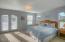 361 Bella Beach Dr, Depoe Bay, OR 97341 - Master bedroom with doors to deck