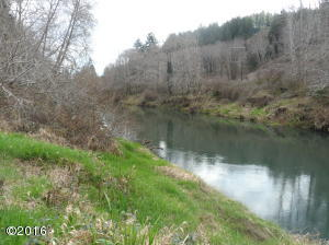 TL600,701 E Alsea Hwy, Tidewater, OR 97390 - Approx 175' riverfrontage