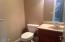 1296 Pepperwood, Lincoln City, OR 97367 - Half Bath