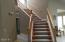 1296 Pepperwood, Lincoln City, OR 97367 - Staircase