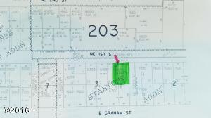 TL 6600 NE 1st Street, Toledo, OR 97391 - Plat Map