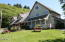 5135 Sunbow Dr, Neskowin, OR 97149 - Gated Driveway