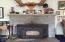 1293 N North Bank Rd, Otis, OR 97368 - Fireplace