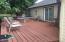 1293 N North Bank Rd, Otis, OR 97368 - Deck off master Bedroom