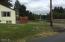 1293 N North Bank Rd, Otis, OR 97368 - Side yard