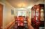 1055 SW Mark St, Newport, OR 97365 - Dining room