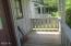 272 Combs Circle, Yachats, OR 97498 - Front porch