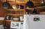 272 Combs Circle, Yachats, OR 97498 - Kitchen shelves