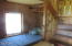 272 Combs Circle, Yachats, OR 97498 - Sleeping area under stairs