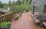 1175 NW Sunset Dr, Toledo, OR 97391 - another deck area