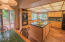 1175 NW Sunset Dr, Toledo, OR 97391 - dining and kitchen