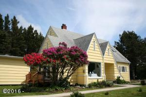 6575 NW Pacific Coast Hwy, Seal Rock, OR 97376 - Front Exterior 6575 HWY 101