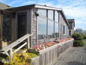 5128 SW Pacific Coast Hwy, Waldport, OR 97394 - Ocean Front Elevation
