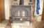 5128 SW Pacific Coast Hwy, Waldport, OR 97394 - Cozy wood stove