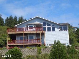 460 NE Whale Watch Court, Depoe Bay, OR 97341 - Every window with a view!