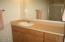 460 NE Whale Watch Court, Depoe Bay, OR 97341 - main level Master bath