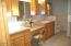 460 NE Whale Watch Court, Depoe Bay, OR 97341 - Gorgeous master bath