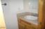 460 NE Whale Watch Court, Depoe Bay, OR 97341 - 1/2 bath at upper level