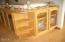 460 NE Whale Watch Court, Depoe Bay, OR 97341 - Custom display cabinets