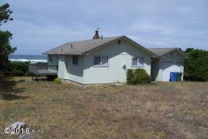 3406 NW Hidden Lake Dr, Waldport, OR 97394 - Front of home
