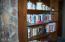 3406 NW Hidden Lake Dr, Waldport, OR 97394 - Book shelves