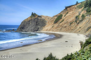 7625 NW Logan Rd, Lincoln City, OR 97367 - View to the North