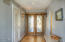 7625 NW Logan Rd, Lincoln City, OR 97367 - Spacious Entryway