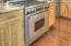 7625 NW Logan Rd, Lincoln City, OR 97367 - Stainless Steel Gas Decor Stove/Oven