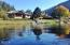 280 E Bain Dr, Tidewater, OR 97390 - View from River!