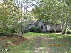 35705 Big Trout Rd., Hebo, OR 97122 - FRONT ELEVATION