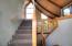 210 NE Alder St, Toledo, OR 97391 - Stairs
