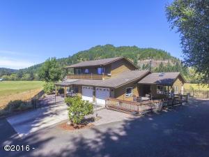 19585 Siletz Hwy, Siletz, OR 97380 - House